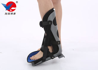 China Plantar Fasciitis Gray Ankle Support Brace High Supporting Strength Wear Resistant supplier