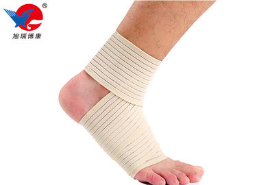 China Free Size Soft Elastic Ankle Support Relieve Ankle Symptoms Pain And Swelling supplier
