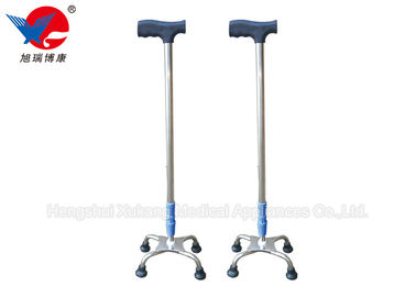China Stroke Patients Indoor Walk Easy Forearm Crutches For Medical Rehabilitation supplier