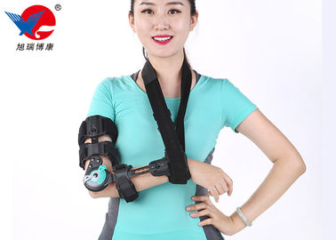 China Black Removable Kids Elbow Support Built - In Protective Layer With Thick Liners supplier