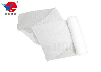 China Polyester High Elastic Bandage Sterilizable For Control Swelling And Stop Bleeding supplier