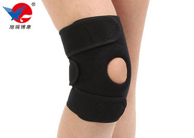 China Colorful Sport Knee Support Brace , Custom Design Athletic Compression Knee Brace supplier