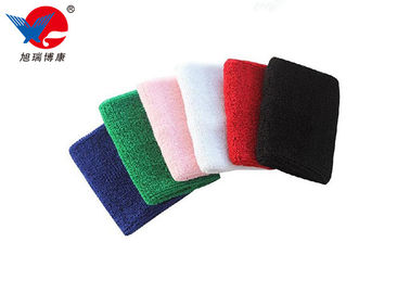 China Elastic Cotton Wrist Support Brace , Customized Color Breathable Sports Wrist Brace supplier