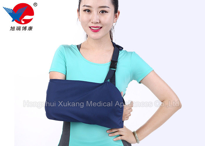 Breathable Comfortable Arm Sling Support Arm Broken Soft For Men / Women