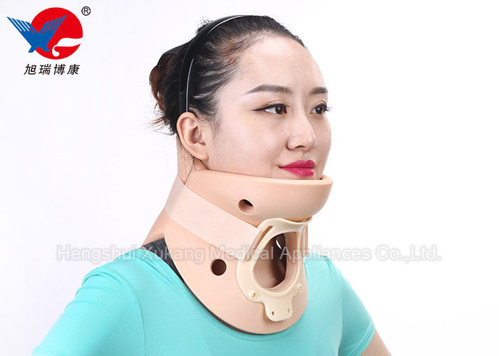 Durable Neck Collar After Cervical Surgery Chemical Resistant No Skin Irritation