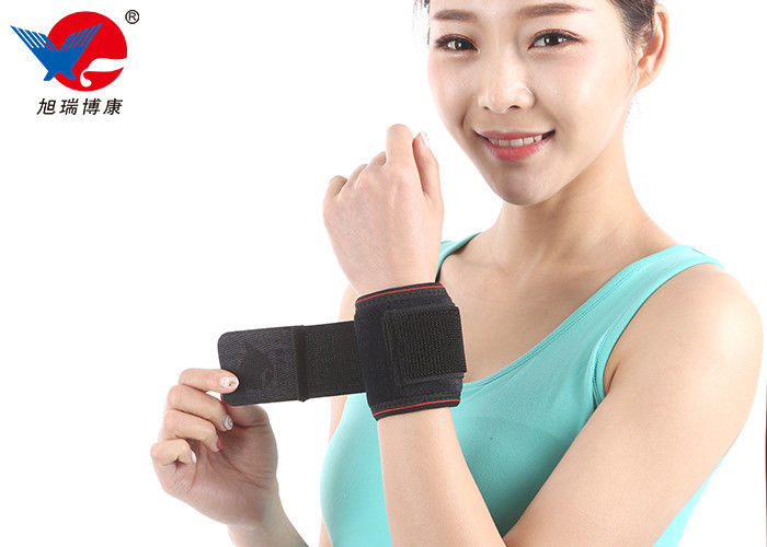 Practical Weight Lifting Wrist Brace Good Compression With Superior Flexibility