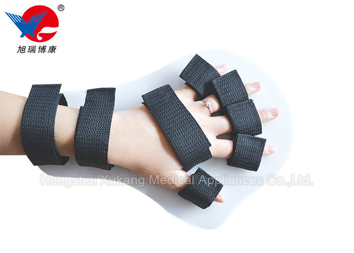 Great Ventilation Black 5 Finger Splint Brace As Important Therapeutic Appliance
