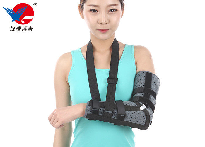 Gray Tightness Elbow Support Brace Sizes Optional Assure Optimal Performance
