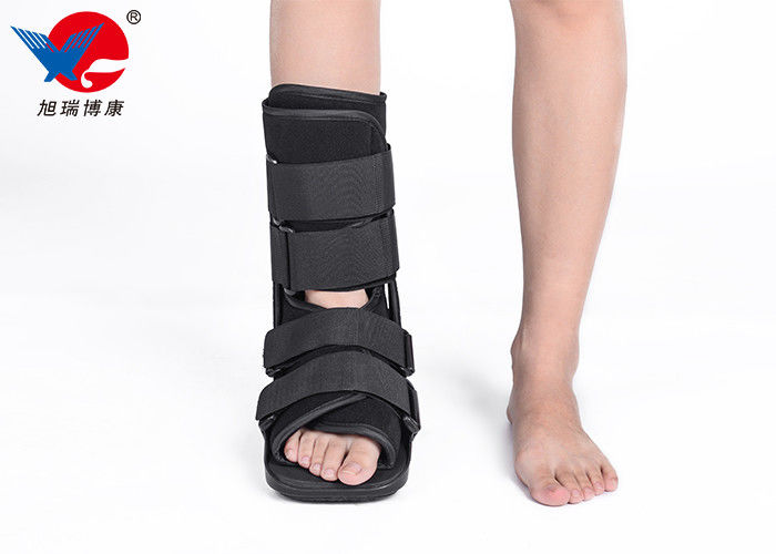 Great Ventilation Medical Walking Boot , Orthopedic Walking Boot Built In Airbags