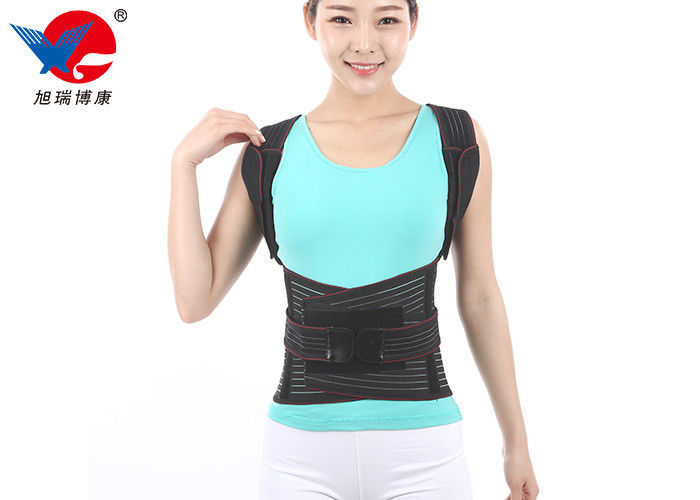 High Elasticity Durable Medical Posture Corrective Brace CE FDA Approved For Men