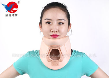 China Comfortable Cervical Collar Neck Brace Restrict Head To Immobilize The Cervical Spine distributor