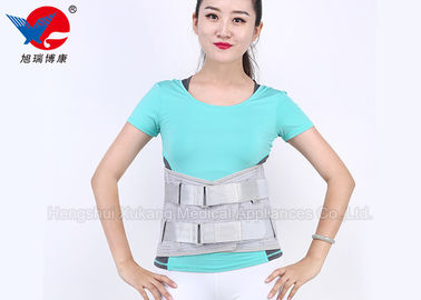China High Elasticity Waist Support Brace , Lightweight Back Brace For Standing All Day distributor