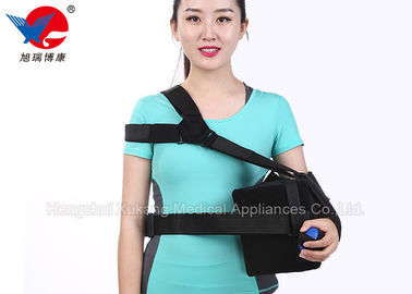 China Black Elastic Shoulder Support Strap Promoting Recovery Preventing Re - Injury distributor