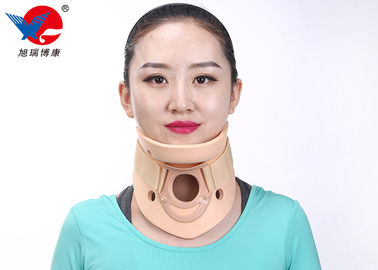 China Safety Full Velure Cervical Radiculopathy Cervical Collar Provide Stable Support distributor