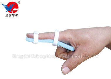 China Varied Sizes Optional Soft Neoprene Finger Splint For Interphalangeal Deformation distributor