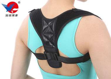 China Convenient Medical Posture Corrector , Composite Fabric Shouldersback Posture Brace distributor