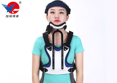 China Good Breathability Medical Orthosis , Custom Design Lumbar Sacral Orthosis Back Brace distributor