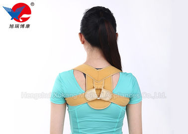 China Lightweight Medical Posture Corrector , Eco - Friendly Neoprene Posture Corrector distributor