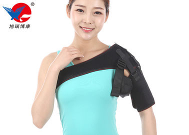 China Universal Size Shoulder Support Brace Pain Relief For Back Posture Injury Recovery distributor
