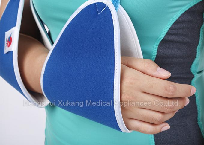 Triangle XL Arm Sling Shoulder Immobilizer Air Permeable Prevent Limb Swelling