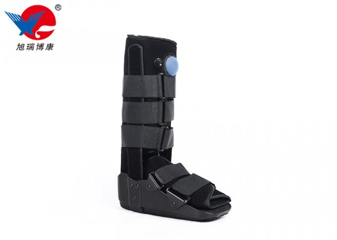 Hommization Design Medical Walking Boot Adjust Motion Range According To Patient'S Condition