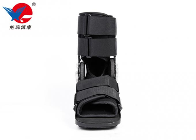 Inflatable Adjustable Medical Achilles Tendon Boot With High Polymer Foaming Material