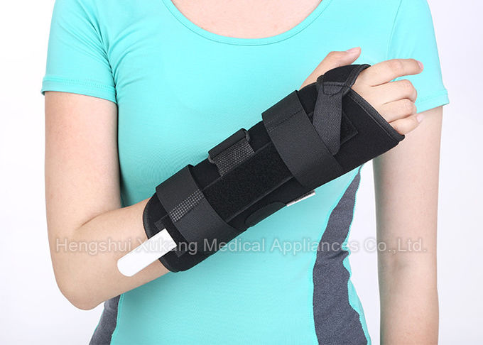 Hook And Loop S Waterproof Wrist Brace Protective For Cooking / Computer Activity